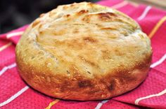 Simplifying the No-Knead Bread