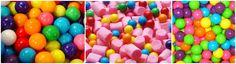 bubble gums