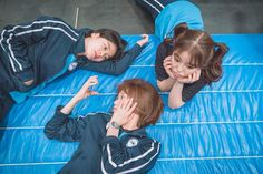 MBC 역도요정 김복주 <4화 비하인드컷!> #역도요정김복주 #weightliftingfairykimbokjoo #이성경 #조혜정 #이주영 #복주삼총사 #피곤해 #mbc #mbcdrama Weightlifting Fairy Kim Bok Joo Quotes, Weightlifting Fairy Kim Bok Joo Wallpapers, Weightlifting Kim Bok Joo, Weighlifting Fairy Kim Bok Joo, Kdrama, Lee Joo Young, Joon Hyung, Kim Book, Swag Couples