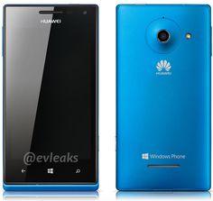 Huawei Ascend W1 se deja ver antes de tiempo http://www.xataka.com/p/97550