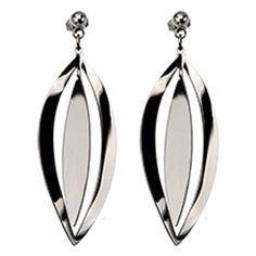 Bijoux INOX, bijoux femmes, stainless steel - SSE5872 | Bijouterie Altxorra | Altxorra