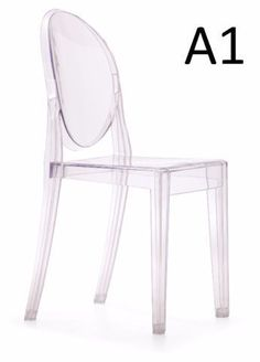 Delicieux A1. The Durable And Shock Resistant Polycarbonate, Louis Ghost Side Chair  Is Available