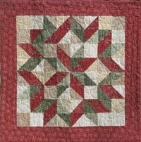 """Hingeley Road Quilt Shop Presents Minnesota Charms - Books, Patterns and 5"""" Charm Square Products"""