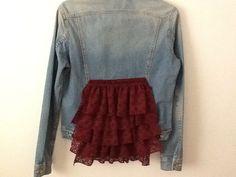 UPCYCLED REFASHIONED Shabby Chic Eco clothing by KeyWholeClothing, $70.00