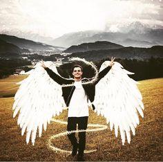 Martin my angel, as always ➕✖️