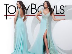 Tony Bowls Collection Style 114C09 now in stock at Bri'Zan Couture, www.brizancouture.com