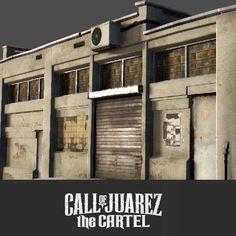 Call of Juarez: Cartel 2011, Artur Kowalczyk on ArtStation at https://www.artstation.com/artwork/rD0qE