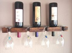 Wine barrel furniture barrel furniture and wine barrels - Botellero de madera para vino ...