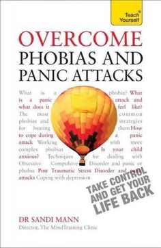 Do you have a severe phobia which is limiting your ability to do what you want in life? Or do you find that you have regular panic attacks or severe anxiety that seem to have no root cause? If so, thi