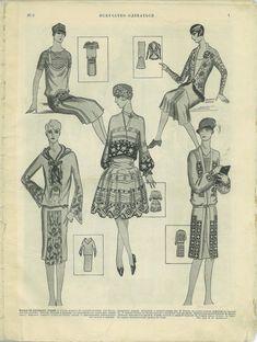 la coupe parfaite: Even MORE Russian fashions!