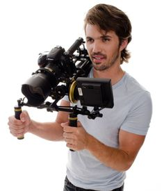 Redrock announces New Limited Edition Nikon Gold DSLR Rigs Nikon D800, Image News, Rigs, Digital Image, Cinema, Movie, Photos, Gold, Appliances