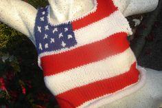 Top, débardeur court, drapeau américain USA country : T-Shirt, debardeurs par…