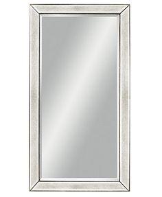 Marais Mirrored Floor Mirror  $499  44 x 79