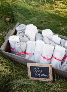 I am a little embarrassed to admit I have enough lovely pashminas to do this! and a beautiful wedding....