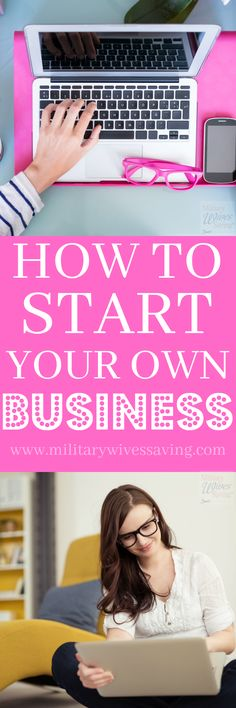 Great tips and advice for how to start your own business from a fellow military spouse who has done it herself! #militaryspouses #militarywife #militarylife http://militarywivessaving.com/new-year-new-employment-ideas-how-to-start-a-business/ [photo credits: http://www.123rf.com/profile_clickandphoto and http://www.123rf.com/profile_racorn]