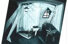 cabinet of dr. caligari window - Google Search