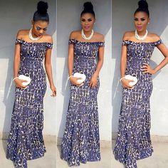 Top #10 Captivating Ankara Styles For Ladies   Dabonke
