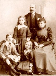 Prince Arthur and his family.