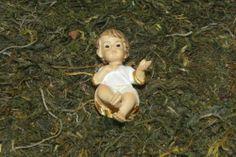 Baby Jesus Nativity Set Figurine Presepio Creche Pesebre Manger Scene | eBay