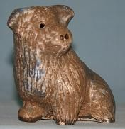 McCarty Pottery........Wilbur from Charlotte's Web
