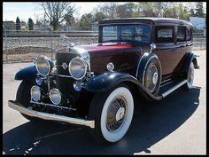1931 Cadillac 370A V-12 Sedan ★。☆。JpM ENTERTAINMENT ☆。★。