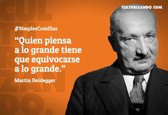 ¿Quién fue Martin Heidegger? (+Frases)