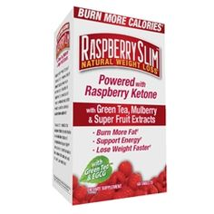 As Seen on Dr Oz TV Show. Raspberry ketone or (RK), the key ingredient, increases the production of the hormone, norepinephrine, which increases the temperature of the body causing an increase in the metabolic rate.  With natural ingredients, raspberry ketone is one of the most effective tools for increasing the metabolism and helps burn calories faster.  Discover all the benefits of Raspberry Slim™ and be one step closer to looking and feeling your best.