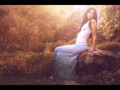 How to Retouch Portrait Photo Effects | Photoshop Camera Raw Tutorial