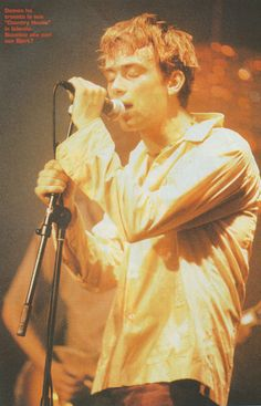 A collection of my Blur collection. Hi-Res scans of assorted Blurry goodness. Pretty Men, Pretty Boys, Pretty People, Beautiful People, Blur Band, Monkeys Band, Damon Albarn, Thom Yorke, Def Not