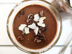 Mousse Au Chocolat (vegan, gluten-free, nut-free, soy-free, only 4 ingredients)