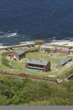 Fort Clinch State Park on Amelia Island is filled with lots of amazing things to do.  Fort Clinch, of which construction began in 1847, is an awesome place to tour.  Those visiting the park have access to great saltwater fishing.  Also, there are 2 campgrounds with sites on the Amelia River and the Atlantic Ocean.