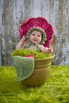crochet hat – Knitting world and crochet Precious Children, Beautiful Children, Crochet Baby, Knit Crochet, Cute Babies, Baby Kids, Diy Projects To Try, Baby Items, Knitted Hats