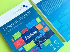 Program Report  #coverdesign #illustartion #editorial #marketing #werbung