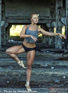 Raisa Strelnikova / HD BODY - High Definition Lifestyle