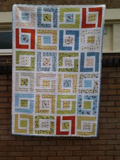 The Crafter's Apprentice: 3rd FAL finish, 3rd quilt