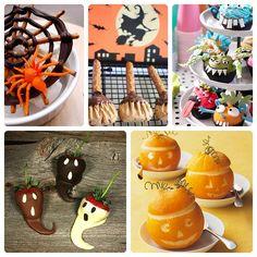 5 postres para Halloween espantosamente ricos