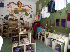 Kux lejal, artesanías de los Altos de Chiapas.