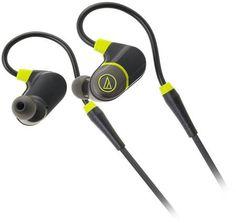 Audio-Technica ATH-SPORT4 - спортивные беспроводные наушники (Black)  — 11490 руб. —  Спортивные беспроводные наушники http://www.coolenews.com/?p=14960