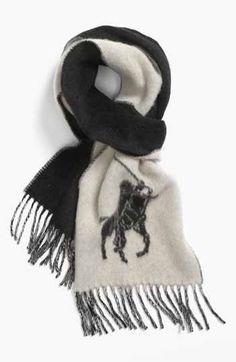 Ralph Lauren Big Pony Scarf