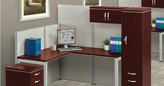 The Instant Office: Fast and Affordable Workstations   National Business Furniture