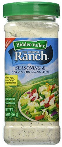 > SALES Promotion a click away…: Hidden Valley Ranch Seasoning and Salad Dressing Mix (2 Pack) at Dinner Ingredients.