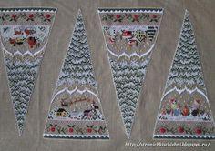 Gallery.ru / Фото #97 - Victoria Sampler Gingerbread Stitching - asdfgh2