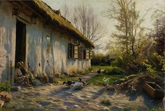 Galerii de arta: Peter Mark Monsted(10 decembrie 1859 – 20 iunie 1941), pictor realist danez(I)