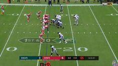 Carson Wentz throws it to Alshon Jeffery for a 16-yard touchdown. That was Alshons first career touchdown with the Eagles. @cj_wentz11 @calhounpresident #PhillyEaglesPlayback  #EaglesNation #Eagles #Philly #Philadelphia #PhiladelphiaEagles #FlyEaglesFly #BirdGang #EaglesFootball