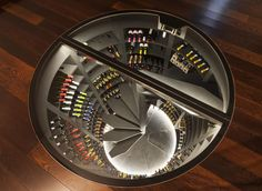 Passive basement for wine – Maxi Ronde series – Wine World Caves, Spiral Wine Cellar, Cave Bar, Home Wine Cellars, Wine Stand, Wine Cellar Design, Shop Facade, Temecula Wineries, Barolo Wine