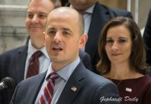 Video: Evan McMullin, the 'Spoiler-in-Chief,' talks about his game-changing candidacy