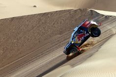 Peugeot driver Stephane Peterhansel of France drives during the stage of the Dakar Rally from Chilecito to Copiapo January (Photo by Jean-Paul Pelissier/Reuters) Peugeot 2008, Rallye Raid, Cool Pictures, Good Things, January 7, Pakistan, Stage, Trucks, France