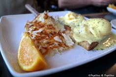 Oeufs Benedict - Seattle