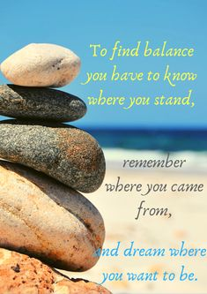 Find your life's balance with the lessons from the past, struggles in your present, and promises of the future. Positive Words, Words Of Encouragement, The Past, Finding Yourself, Positivity, Future, Life, Pep Talks, Encouragement Words