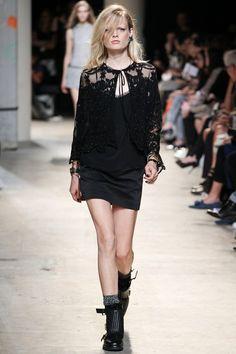 Paris Fashion Week, SS '14, Zadig & Voltaire